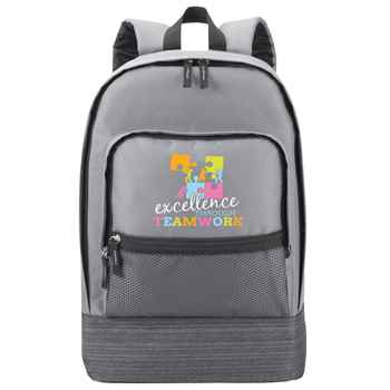 Excellence Through Teamwork Manchester Backpack