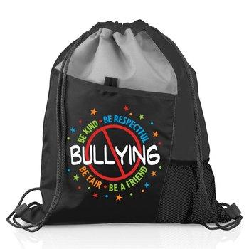 No Bullying Drawstring Backpack
