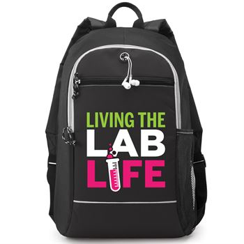 Living The Lab Life Bayside Backpack