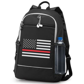 The Thin Red Line Bayside Backpack