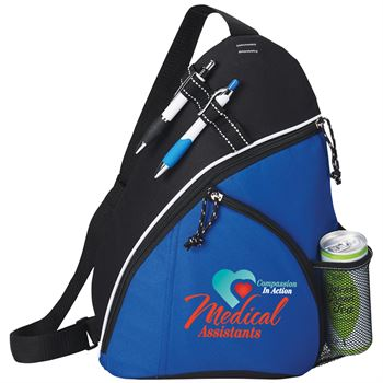 Medical Assistants: Compassion In Action Westfield Sling Backpack