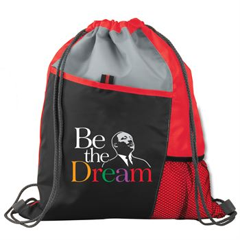 Be The Dream Drawstring Backpack