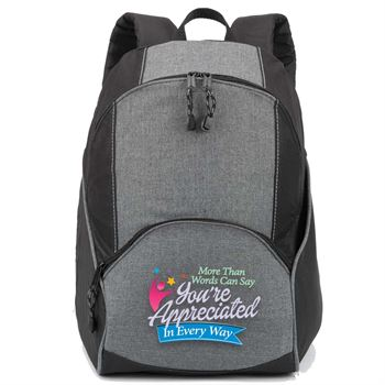 More Than Words Can Say You're Appreciated In Every Way Aspen Backpack