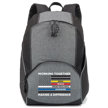 Working Together, Making A Difference Aspen Backpack