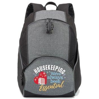 Housekeeping: We've Always Been Essential Aspen Backpack