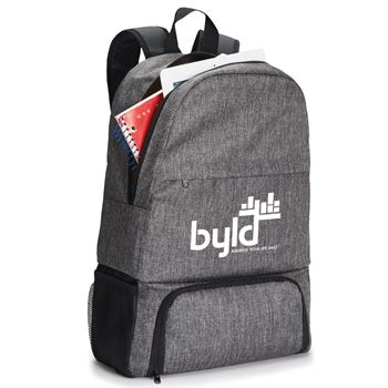 Summit 2-In-1 Backpack Cooler - Personalization Available