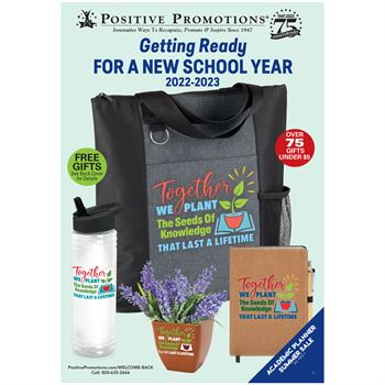 Welcome Back To School Catalog