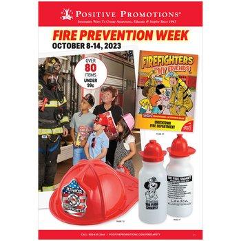 Fire Prevention Week Catalog
