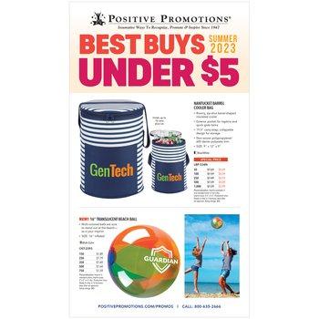 Best Buys Under $5 Catalog