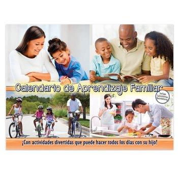 Bilingual Family Learning Perpetual Calendar