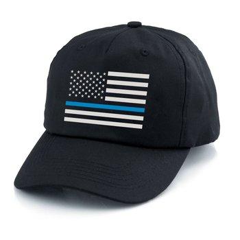 The Thin Blue LIne Baseball-Style Cap