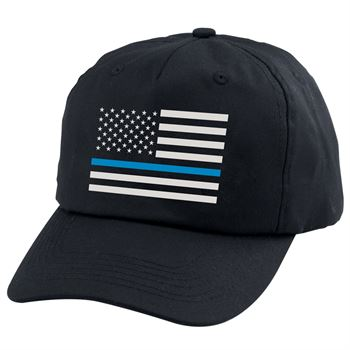Thin Blue Line Baseball Cap