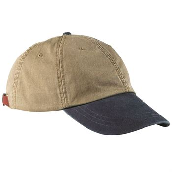 6-Panel Low Profile Washed Pigment Dyed Cap
