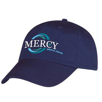 Navy Baseball Cap - Personalization Available