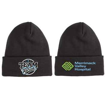 Team Rehab Soft Knit Embroidered Beanie Plus Personalization