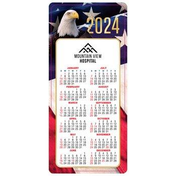 American Eagle E-Z 2 Stick 2022 Calendar - Personalization Available