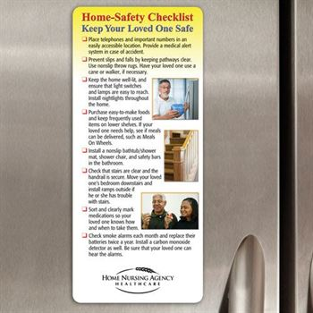 Home-Safety Checklist: Keep Your Loved One Safe Magnetic Glancer