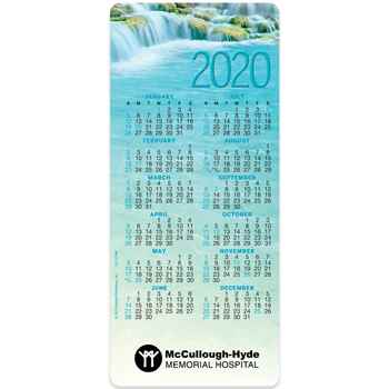 Waterfalls 2020 E-Z 2 Stick Calendar - Personalization Available