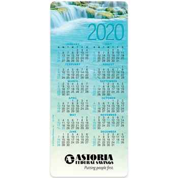 Waterfall E-Z Stick 2020 Deluxe Magnet Calendar - Personalization Available