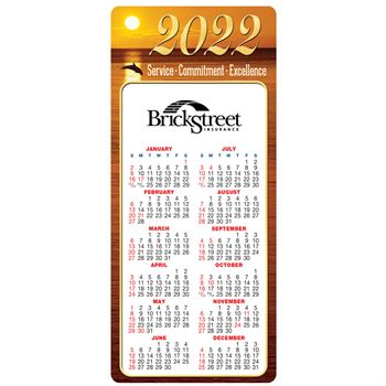 Service. Commitment. Excellence E-Z 2 Stick 2022 Calendar - Personalization Available
