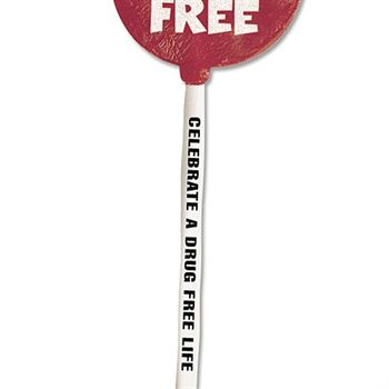 LIFE IS SWEERT Drug Free Lollipop