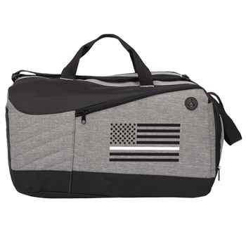 The Thin White Line Stafford Duffel Bag