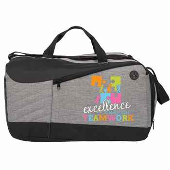 Excellence Through Teamwork Stafford Duffel Bag