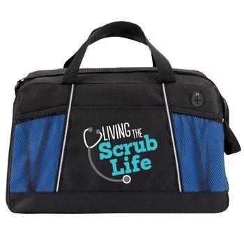Living The Scrub Life Northport Duffel Bag