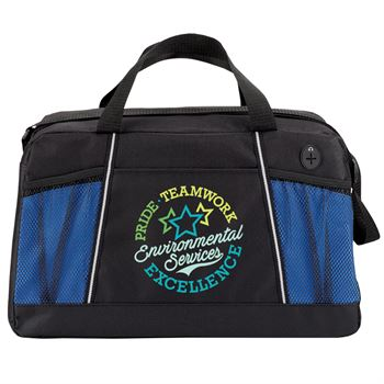 Environmental Services: Pride, Teamwork, Excellence Northport Duffel Bag