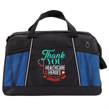 Thank You Healthcare Heroes Northport Duffel Bag