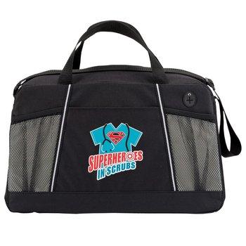 Superheroes In Scrubs Northport Duffel Bag