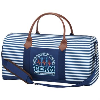 Operating Room Team: Finely Tuned, Fiercely Dedicated Nantucket Weekender Duffel Bag