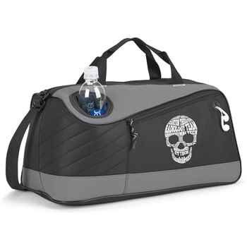 Radiology Team Skull Word Cloud Duffel Bag