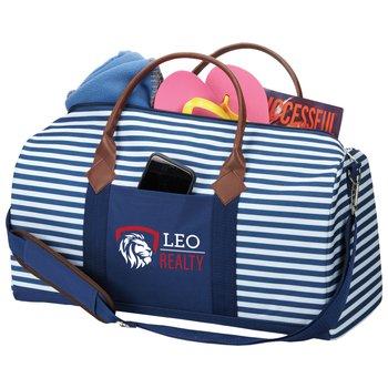 Nantucket Weekender Duffel Bag - Personalization Available