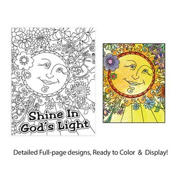 Creative Designs For Women Of God Coloring Book