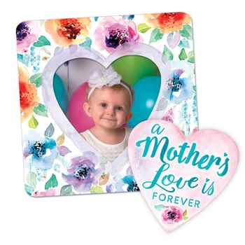 A Mother's Love Is Forever 3-in-1 Magnetic Photo Frame