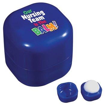 Our Nursing Team Is Balm! Round Lip Balm - Pack of 10