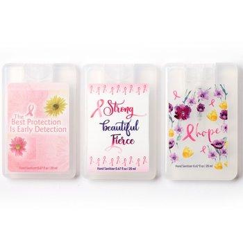 Antibacterial Hand Sanitizer Pocket Sprayer Assortment Pack