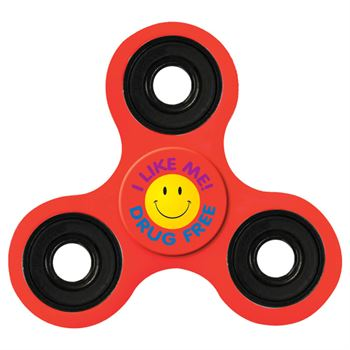 I Like Me! Drug Free Fidget Spinner