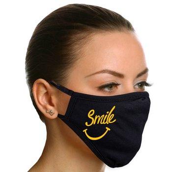 Smile, 2-Ply 100% Cotton Mask