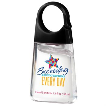 Exceeding Expecations Every Day Hand Sanitizer With Carabiner Clip