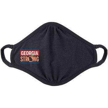 Georgia Strong 2-Ply 100% Cotton Face Mask