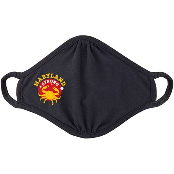 Maryland Strong 2-Ply 100% Cotton Mask