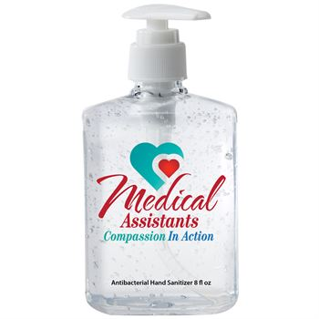Medical Assistants: Compassion In Action 8-Oz. Hand Sanitizer Gel Pump