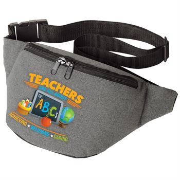 Teachers Are All About the ABC's On-The-Go Fanny Pack