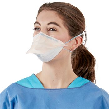 Halyard N95 Particulate Filter Respirator And Surgical Mask