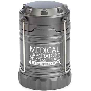 Medical Laboratory Professionals: Healthcare Detectives Indoor/Outdoor Retractable LED Lantern