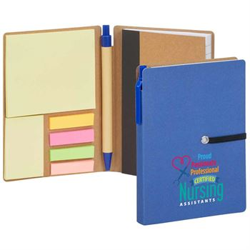 Nursing: More Than A Profession, It's A Calling Jotter With Sticky Notes & Pen