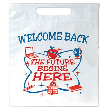 Welcome Back: The Future Begins Here Goody Bags