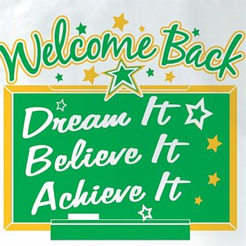 Dream It, Believe It, Achieve It Goody Bag